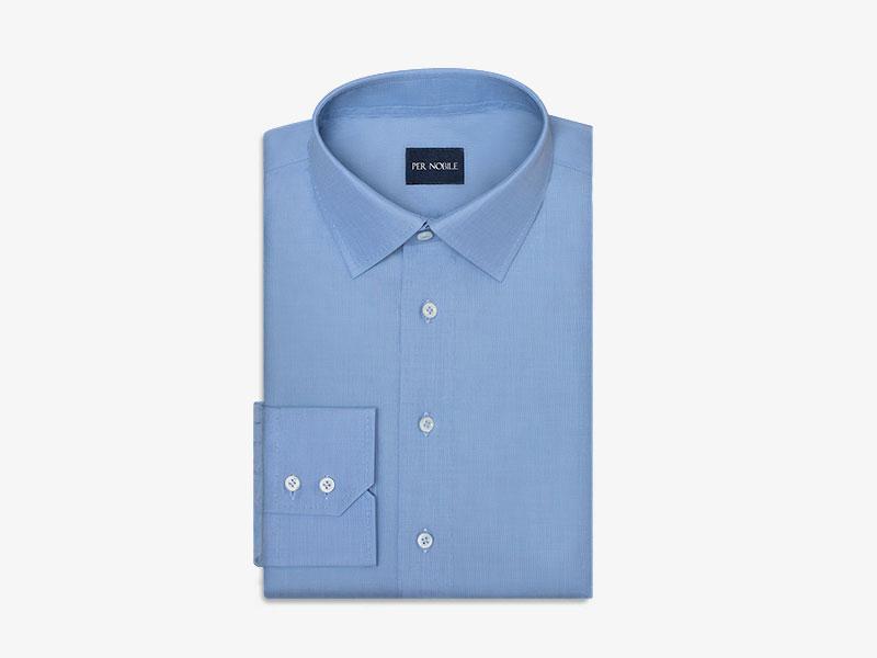 121)Классическая хлопковая сорочка
